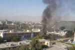 Đánh bom tự sát gần nhà quan chức chính phủ Afghanistan, hàng chục người chết