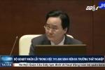 191.000 sinh viên ra trường thất nghiệp: Bộ trưởng GD-ĐT nhận lỗi