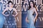 Hoa hậu Đại Dương Ngân Anh khoe 3 vòng bốc lửa giữa ồn ào nhan sắc