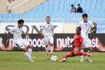 Video trực tiếp U23 Uzbekistan vs U23 Palestine giải Tứ hùng U23 Quốc tế