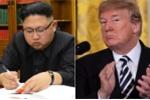Clip: Ông Kim Jong-un gửi thư tay cho Tổng thống Trump