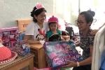 Xúc động hình ảnh Mai Phương mừng sinh nhật con gái 5 tuổi ở bệnh viện