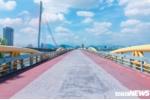 Ảnh: Cây cầu lâu đời nhất nối đôi bờ sông Hàn được ông Nguyễn Bá Thanh biến thành cầu đi bộ