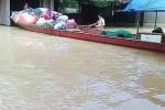 Anh huong bao so 4 o Thanh Hoa: Sat lo dat vui lap nha dan, 1 nguoi thiet mang hinh anh 5