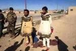 Chiến binh IS giả gái, mặc váy đào ngũ nhưng bất thành
