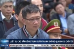 Vì sao luật sư phản đối kết luận ông Trịnh Xuân Thanh 'quanh co chối tội'?