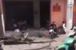 Bắt 8 kẻ gây nổ tại trụ sở công an phường ở TP.HCM