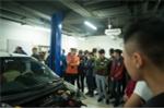 Sinh viên Việt lần đầu trải nghiệm công nghệ xe tự hành