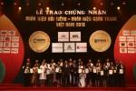 Cô Gái Hà Lan lọt Top 10 Nhãn hiệu nổi tiếng nhất Việt Nam 2018
