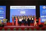Eurowindow lọt Top 10 Công ty vật liệu xây dựng uy tín 2018
