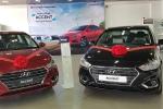 Cận cảnh Hyundai Acent 2018 mới về Việt Nam