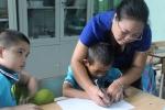 Chuyện cô giáo 10 năm gắn bó với các em học sinh khuyết tật ở Tuyên Quang