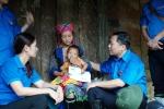 Bí thư Trung ương Đoàn thăm hỏi, tặng quà người dân Yên Bái sau đợt lũ quét