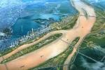 Đề nghị cung cấp hồ sơ cho Geleximco để lập đồ án quy hoạch hai bên bờ sông Hồng