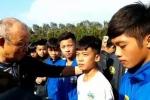 Video: Phút đối diện 'siêu nhân' nhà bầu Đức của HLV Park Hang Seo