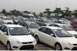 Không thể nhập khẩu, thị trường ô tô Việt Nam vẫn 'đóng băng'