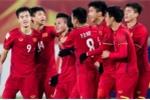 Bảng xếp hạng bóng đá nam ASIAD 2018 mới nhất