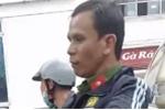 Lật mặt gã đàn ông giả cảnh sát hình sự trộm xe máy trong siêu thị ở TP.HCM