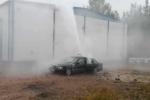 Video: Vòi rồng công nghiệp phá hủy xe hơi trong 3 phút
