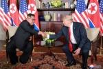 Tổng thống Trump công bố nội dung bức thư của lãnh đạo Triều Tiên Kim Jong-un