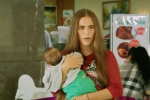 Cô dâu bé bỏng: Zehra bị mẹ kế bỏ rơi giữ trung tâm thương mại