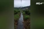 Hà Nội: Nước sinh hoạt đổi màu lạ, nồng nặc mùi
