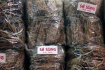 'Siêu' mỳ chính sá sùng 5 triệu đồng/kg chất đống đầy chợ Đồng Xuân