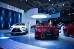 Hành trình khám phá thế giới xe sang Lexus lần đầu tiên xuất hiện tại TP HCM