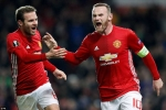 Kết quả bóng đá Europa League: Man Utd thắng đậm, Wayne Rooney lập kỷ lục