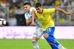 Video: Thiếu Messi, Argentina thua Brazil phút bù giờ