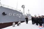Ảnh: Bên trong chiến hạm Mỹ bị Triều Tiên bắt giữ