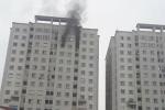 Chuyển hồ sơ cho công an điều tra vụ cháy chung cư CT5 Văn Khê