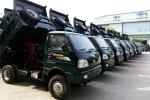 Xe tải ế hàng chục ngàn chiếc: Bán giá 'chát', buôn ô tô nguy cơ phá sản