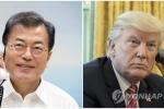 Vừa kết thúc đối thoại liên Triều, Tổng thống Mỹ - Hàn điện đàm khẩn