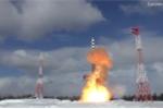 Video: Sức mạnh tên lửa siêu thanh 'bất khả chiến bại' mang 24 đầu đạn hạt nhân của Nga