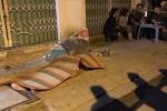 Người đàn ông đột tử giữa trời lạnh ở TP.HCM