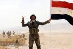 Syria quyết tâm mở chiến dịch giải phóng phía nam bất chấp cảnh báo của Mỹ