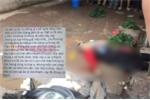Người phụ nữ bán đậu phụ bị bắn chết giữa chợ: Nghi phạm nhắn gì cho vợ trước lúc gây án?