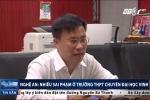Nghệ An: Hiệu trưởng sai phạm chỉ bị khiển trách, giáo viên bức xúc tố cáo