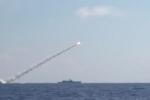 Chiến hạm, tàu ngầm Nga đồng loạt nã tên lửa diệt IS ở Syria
