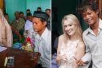 Trai xấu Indonesia cưới vợ Anh xinh như mộng gây bão mạng thế giới