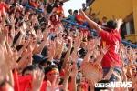 U23 Việt Nam đá trận chung kết: Bản tin dự báo thời tiết đặc biệt