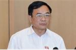 Cựu Phó chủ tịch Ngô Văn Tuấn làm tổ trưởng giúp việc: Phó đoàn ĐBQH Thanh Hoá lên tiếng
