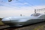 Nhật Bản chạy thử tàu cao tốc hình viên đạn nhanh nhất thế giới