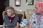 Cụ bà 100 tuổi kết hôn với chú rể kém 26 tuổi