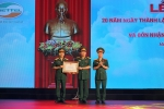 Viettel Post kỷ niệm 20 năm thành lập và đón nhận Huân chương Lao Động hạng nhì
