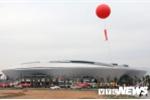 Cận cảnh nhà thi đấu đa năng 5.000 chỗ ngồi ở Quảng Ninh