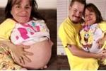 Người mẹ nhỏ nhất thế giới qua đời sau khi sinh 3 con kháu khỉnh