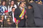 Bị cáo buộc đứng sau vụ ám sát hụt Tổng thống Venezuela, Colombia nói gì?