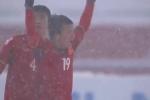 Clip: Quang Hải sút phạt hiểm hóc, gỡ hòa cho U23 Việt Nam